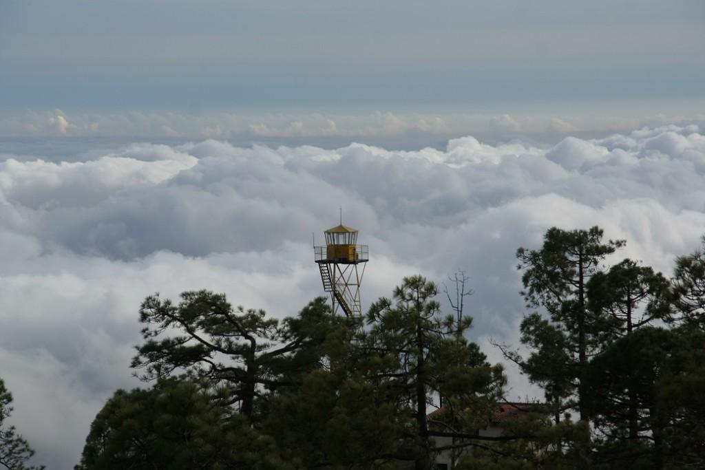 מרבד עננים טנריף