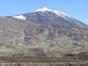 הר הטיידה - פארק הטיידה טנריף